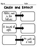 Cause and Effect Practice #2