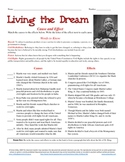 Cause and Effect Practice: Martin Luther King Jr. (MLK) matching
