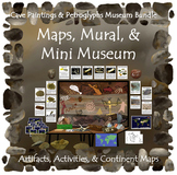 Cave Paintings and Petroglyphs:  Museum Bundle