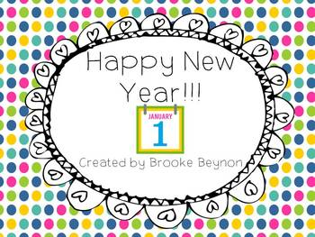 Celebrate the New Year!