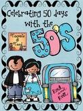 Celebrating 50 Days of School...An Upper Elementary Sock Hop