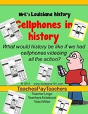 LOUISIANA - Cell Phones from the past (NEW & Improved)