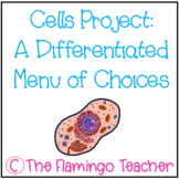 Cells Menu Differentiation
