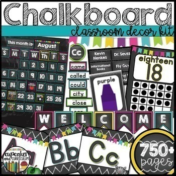 https://www.teacherspayteachers.com/Product/Chalkboard-Decor-Bundle-600-Pages-of-Premade-Editable-Files-1871050