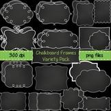 Chalkboard Frames Variety Pack ~ 26 Unique Frames & Labels