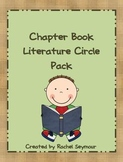 Chapter Book Literature Circle Packet