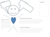 Character Map Graphic Organizer