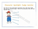 Tales of a Fourth Grade Nothing Power Point: Character (CC