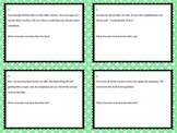 Character Trait cards (editable)