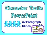 Character Traits PowerPoint (Inference)