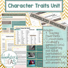 Character Traits Unit