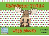 """Character Traits minilesson with """"Mooseltoe"""""""
