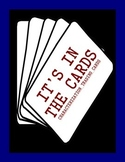 Characterization Trading Cards: It's in the Cards