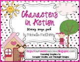 Characters in Action {Literacy Mega Pack}