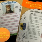 Charlemagne Epitaph Assessment with CCLS Rubric