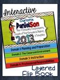 Charlotte Danielson 2013 Flip Book: Domains, Samples and Rubrics