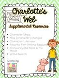Charlotte's Web Supplemental Activity Pack