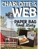 Charlotte's Web Paper Bag Novel Study