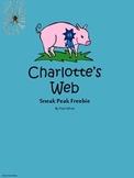 Charlotte's Web Sneak Peek Preview