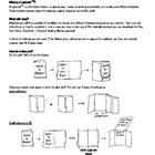 Chemical Building Blocks Lapbook construction instructions