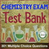 Chemistry Exam First Semester