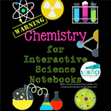 Chemistry for Interactive Notebooks