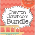 Chevron Classroom Bundle