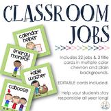 Class Jobs: Chevron