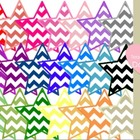 Chevron Star Set