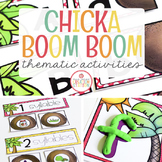 Chicka Chicka ABC Fun: Literacy Activities