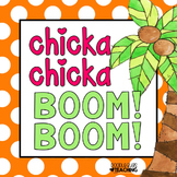 Chicka Chicka BOOM BOOM! Mini Unit, Math, Alphabet, Centers