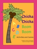 Chicka Chicka Boom Boom Activities and Games Unit