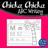 Chicka Chicka Boom Boom Alphabet/Handwriting Book