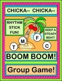 """Chicka Chicka Boom Boom"" - Make It An ACTIVE Game!"