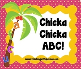Chicka Chicka Boom Boom-SMART Notebook ABC Activity Pack (