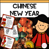 Chinese New Year - Informational Text and Activities