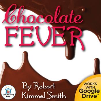 Chocolate Fever Teaching Novel Study