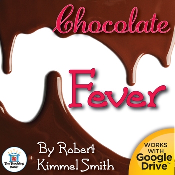 Chocolate Fever Teaching Novel Study