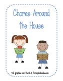 Chores Around the House Jobs Unit Supplement