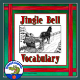 Christmas Activity - Teaching Vocabulary with Lyrics from
