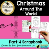 Christmas Around The World: World Tour Scrapbook Part Four