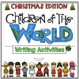 Christmas Around the World {Writing Centers}