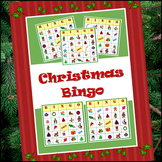 Christmas Bingo (30 unique player boards ready to use)