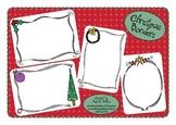 Christmas Borders Clipart