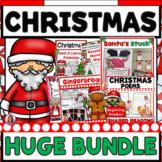 Christmas Bundle! HUGE set of 8 Christmas Products (Math,