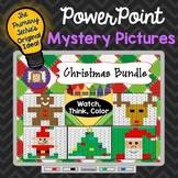 Christmas Bundle Watch, Think, Color Games - EXPANDING BUN