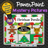 Christmas Bundle Watch, Think, Color Games - EXPANDING BUN