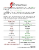 Christmas Common and Proper Nouns Worksheet