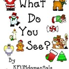 Christmas Counting Book: Number Writing (Pre-K, TK, K, Sp
