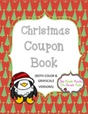 Christmas Coupon Book Gift for Parents